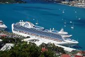 Emerland Princess From Princess Cruise Lines