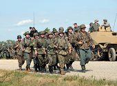 History Enthusiasts Recreate A World War Ii Era Battle