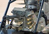MK19 Lançador de granadas