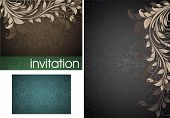 invitation complete card set