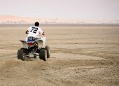 Desert Quad Riding
