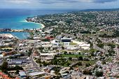View Of Bridgetown (Barbados)
