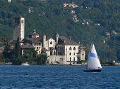 Isla de San Giulio