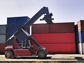 Container Transportation Machine