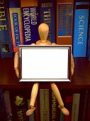 Manikin With Frame /C