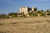 Castle In La Mancha