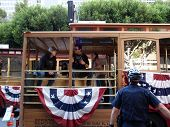 Giants Prepare For Start Of World Championship Parade With Players Tim Lincecum And Dan Runzler Talk