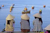 Vietnamese Fishing Port
