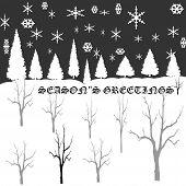 Winter Seasons Greetings