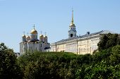 Cathedrals of the Vladimir Kremlin