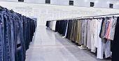 pants on hangers
