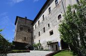 Angera castillo - fortaleza (rocca Borromeo)