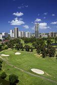 Hawaii Golf Course