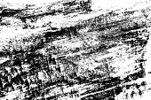 Weathered Concrete Wall. Rustic Stone Grit Texture. Black Stains And Noise For Distressed Effect. Ol poster
