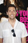 LOS ANGELES - JUNE 30: Zachary Levi at the Premiere of 'Horrible Bosses' at Grauman's Chinese Theatre on June 30, 2011 in Los Angeles, California