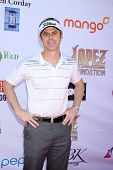 LOS ANGELES - MAY 7:  C. Thomas Howell arrives at the 5th Annual George Lopez Celebrity Golf Classic
