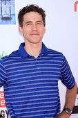 LOS ANGELES - MAY 7:  Brian Dietzen arrives at the 5th Annual George Lopez Celebrity Golf Classic at