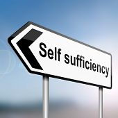Self Sufficiency.
