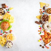 Unhealthy Eating poster