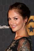 LOS ANGELES - MAY 10:  Minka Kelly arrives at the Launch of Got Your 6  at SAG / AFTRA Headquarters on May 10, 2012 in Los Angeles, CA