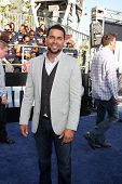 LOS ANGELES - MAY 10:  Jon Huertas arrives at the