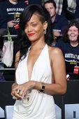 LOS ANGELES - MAY 10:  Rihanna arrives at the