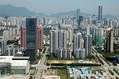 Shenzhen City - General View