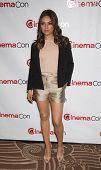 LAS VEGAS - APR 25:  MILA KUNIS arrives for the Cinema Con 2012-Disney Luncheon  on April 25, 2012 i