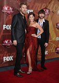 LOS ANGELES - OCT 06:  Lady Antebellum arrives to the American Country Awards 2010  on October 06, 2