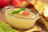 Fresh Homemade Apple Sauce