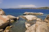 Rochas na Sardenha