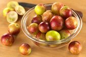 Camu-camu Berry Fruits