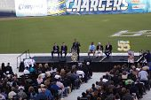 Celebrating Junior Seau