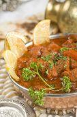 Indian food, Shahi Rogan Josh, lamb