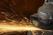 Steel Grinder