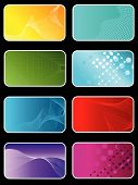 Abstract Background Designs