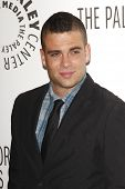 BEVERLY HILLS - MAR 16:  Mark Salling arriving at the 2011 PaleyFest honoring 'Glee' held at the Sab