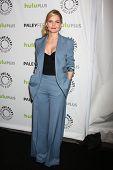 LOS ANGELES - MAR 3:  Jennifer Morrison arrives at the