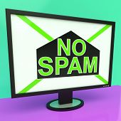 No Spam Shows Removing Unwanted Junk Email