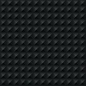 Black seamless geometric texture