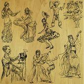 Dancers - II