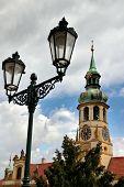 Prague Pilgrim Place Loreta, Czech Republic