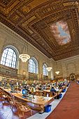 New York Public Library (nypl) Is The Largest Public Library In North America