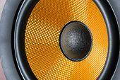 Audio speaker membrane