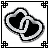 Celtic Hearts Pattern