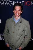 NEW YORK- OCT 24: Actor Tom Lipinski attends the global premiere of Canon's