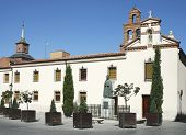 Chapel Of Univercity Of Alcala