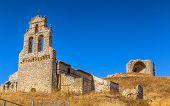 Mota del Marques Church and Castle