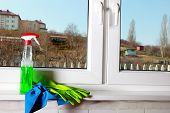 Tools For Cleaning Windows