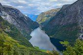 Naeroyfjord, Norway
